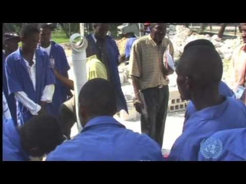 UNV - Haiti Tribute