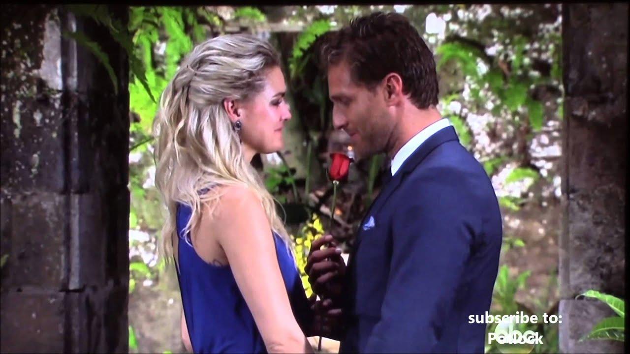 Bachelor 2014 nikki ferrell gets the final rose youtube