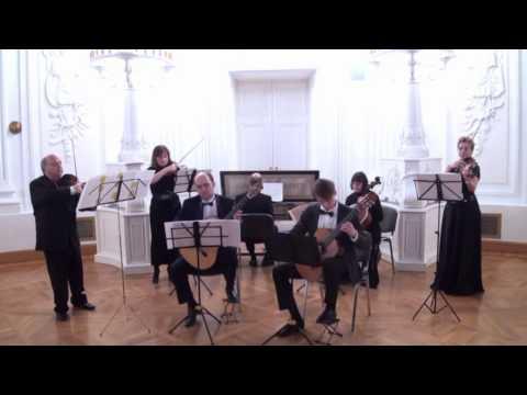 Вивальди Антонио - Концерт Соль мажор для двух гитар и оркестра 2