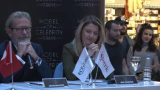 MODEL OF CELEBRITY - ESPARK AVM ÖN ELEME - 08.01.2017