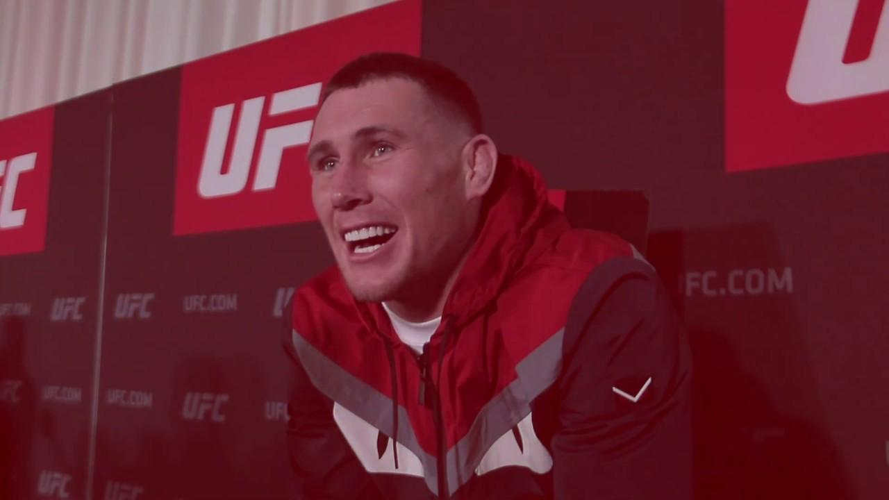 Бойцы UFC про Россию перед турниром в Лондоне