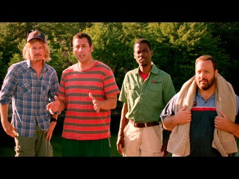 Grown Ups 2 Trailer 2013 Adam Sandler Movie - Official [HD]