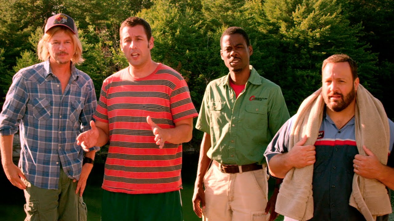 Adam Sandler Movie Cast