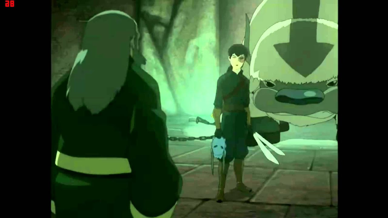 Zuko And Iroh Reunite Iroh s Speech to Zuko