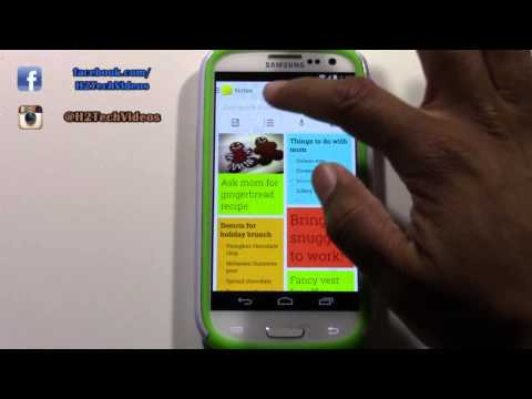 Galaxy S3 - 10 Must Have Apps​​​   H2TechVideos​​​