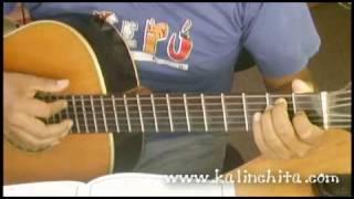 Fuiste mia un Verano - Leonardo Favio - Como tocar en Guitarra acordes