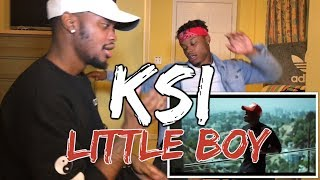 KSI - Little Boy (Official Music Videos) - REACTION