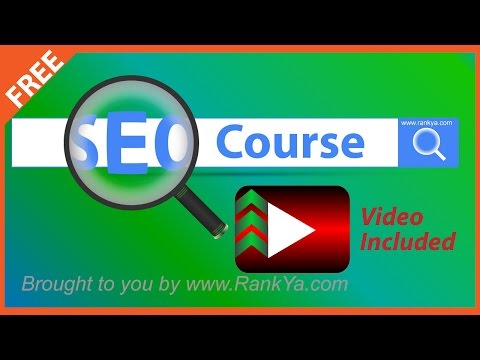 SEO Course Introduction