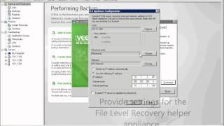 Veeam vPower Linux File-Level Restore demo