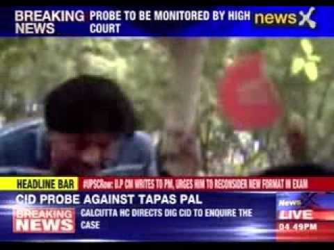 High Court orders FIR against Tapas Pal in 72 hours