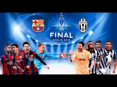 Barcelona vs Juventus: 3 - 1 ~ Full Match & Highlights  Final Champions 2015 |HD
