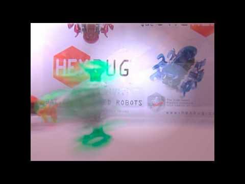 LED Hexbug Ant Workshop