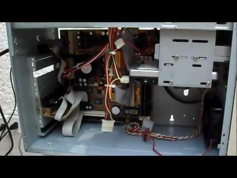 Parte 1 : Reciclar computador viejo y convertirlo en cámara de vigilancia