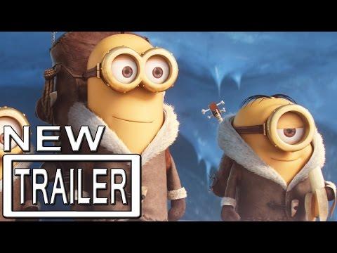 Minions Trailer Official - Sandra Bullock, Jon Hamm