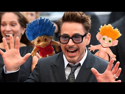 Robert Downey Jr Trolling Us About Iron Man Future?