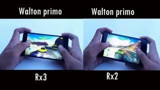 Walton Primo RX3 vs Walton Primo RX2 Comparison HD