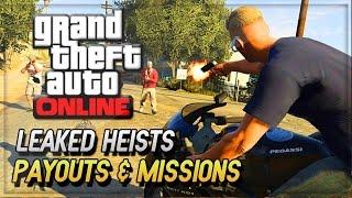 GTA 5 Online - Heist DLC Prep Missions & Achievements Online (GTA V Gameplay)