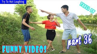 TRY NOT TO LAUGH | Funny Videos | Funny Fails Compilation July 2019 | TROLL TV #36