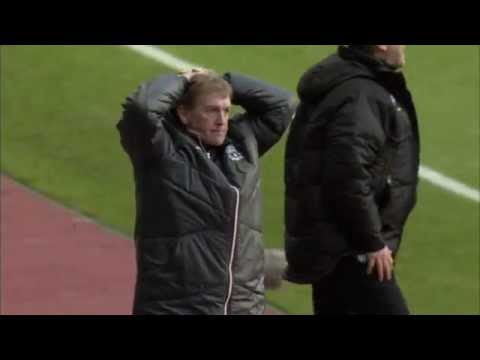 King Kenny Dalglish sacked by Liverpool