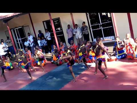 ACC Swaziland (T55-3) - Traditional dance by boys