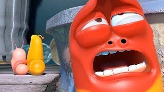 LARVA - DOUBLE EYELIDS | Cartoon Movie | Cartoons For Children | Larva Cartoon | LARVA Official