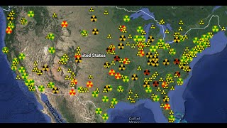 High CPM Readings EPA Radiation Network Down Winder Forecast Rad Hotlanta ATL Radcon 5