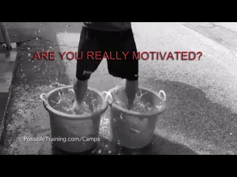 In order to be improve your basketball game you must be motivated to train and improve your skills. If this doesn't motivate you, nothing will. http://www.po...