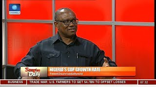FG Pushing More Nigerians Into Poverty - Peter Obi Pt 1 | Sunrise Daily |
