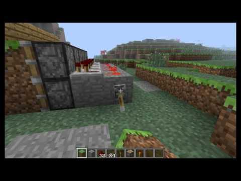 Смотреть онлайн в качестве Minecraft Баг как сломать заприваченый дом HD ка