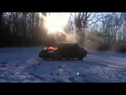 [Burnout Fail Fire| Volkswagen] Video