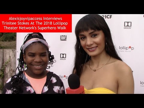 KC Undercover's Trinitee Stokes Talks About Her NEW BOOK - Alexisjoyvipaccess Interview