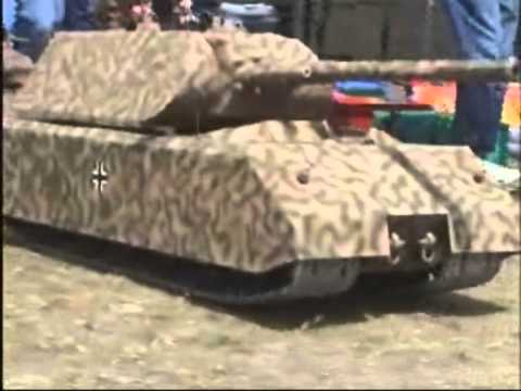 1/6 - 1/8 And 1/4 TANKS - maus sherman t34 KT and more