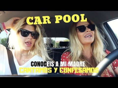 MAMÁ! HAZTE YOUTUBER! CarPool