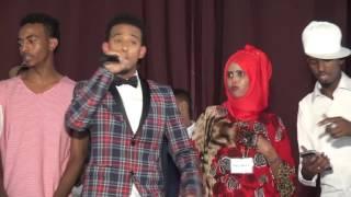 Abdi Holland Dabka Caashaqa Show Nairobi 2016