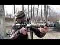 Shooting Tippmann TMC Paintball Gun Magfed And Hopper mp3