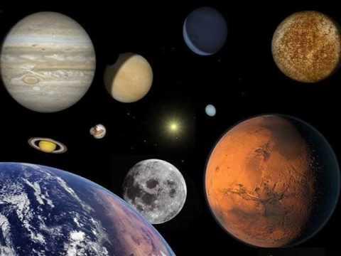 Считалочка Планеты Солнечной системы. Наше всё!