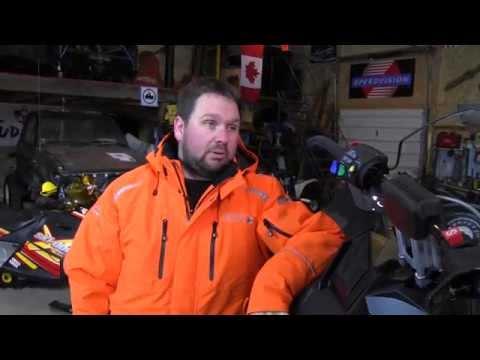 Snowmobiler TV, Snow Goer Canada Crew