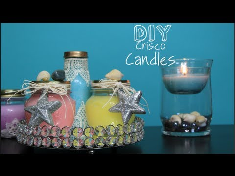 scented candles made from crisco reanimators