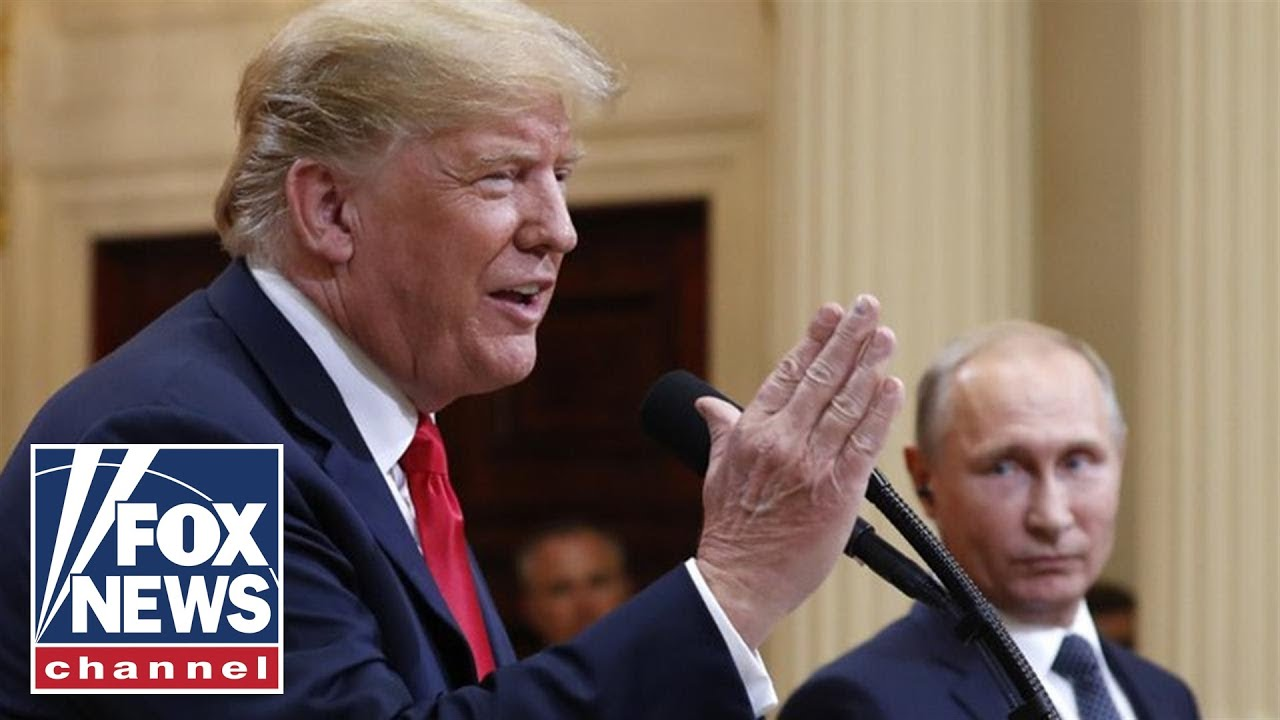 Trump to hit Russia with new sanctions over chemical attack