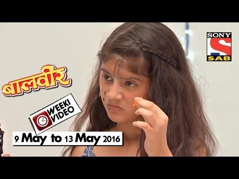 WeekiVideos | Baalveer | 9 May to 13 May 2016 thumbnail