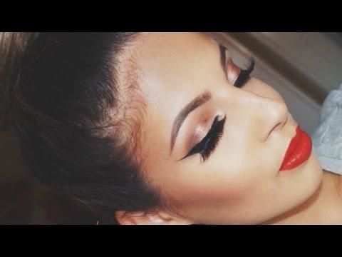 Date Night Makeup Tutorial 2015