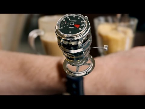 What Makes a Wristwatch Tick?