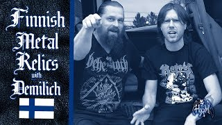 Finnish Metal Relics with Antti Boman of Demilich