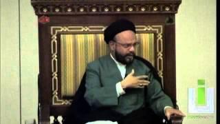 Behaviour of Human Beings; Self Control - Maulana Syed Zaki Baqri