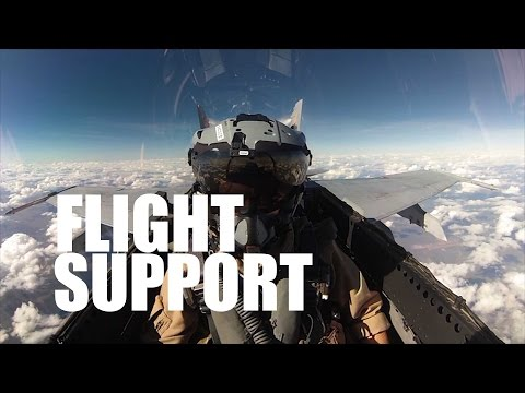 Flight Support: Keeping the Birds in the Air