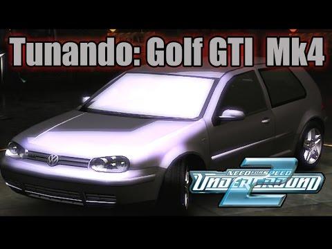 Tunando Golf GTI Mk4
