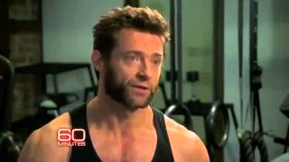 hugh jackman diet and workout  for wolverine