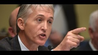 Trey Gowdy Grills IRS Commissioner Koskinen