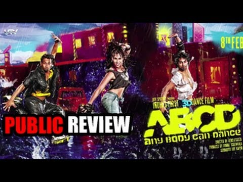 ABCD ( Anybody Can Dance) Public Review -  Awesome! HD