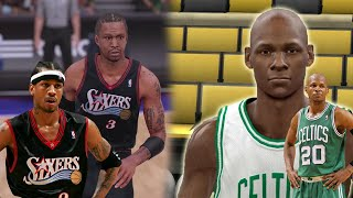 THE CRINGIEST PLAYERS IN NBA 2K HISTORY! EP. 2